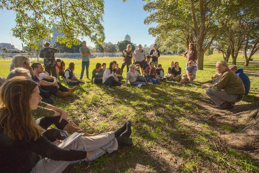 permaculture in the city